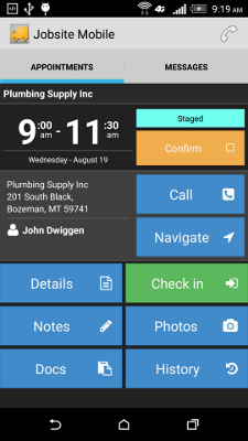Simplicity In Scheduling And Field Service Management